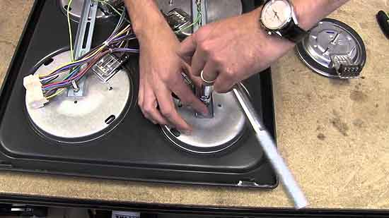 Replacement Solid Ring Element Neff Hob